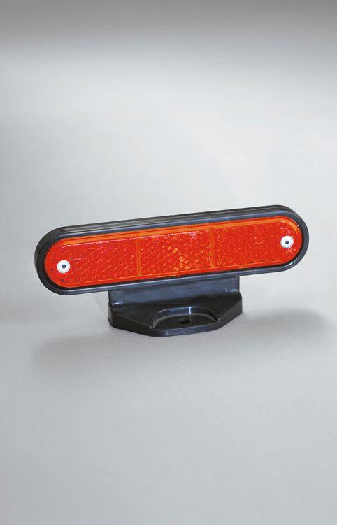 Schutzplanken Reflektoren Valflex M