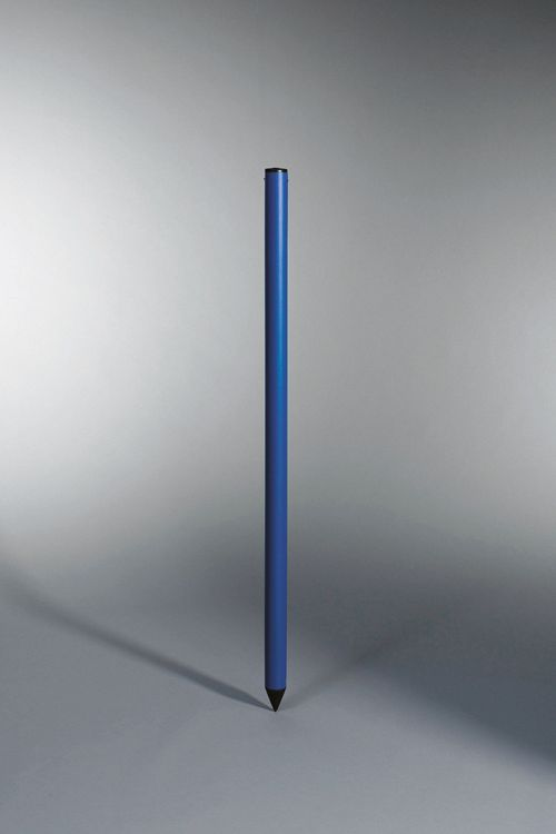Marking pole